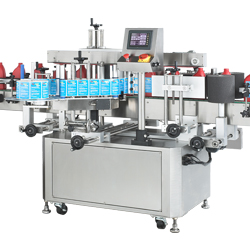 AL600 Front And Back Labeling Machine